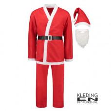 Kerstman Pak bedrukken op aanvraag