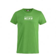 T-shirt Basic incl. bedrukken
