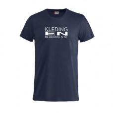T-shirt New Classic heren incl. bedrukken