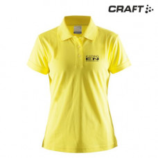 Polo Shirt Pique Classic Craft dames
