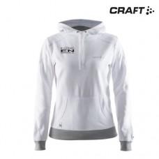 Craft In-The-Zone hoodie dames incl. bedrukken
