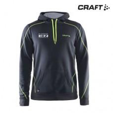 Craft In-The-Zone hoodie heren incl. bedrukken