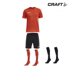 Craft Squad Solid heren 3 delige set teamkleding