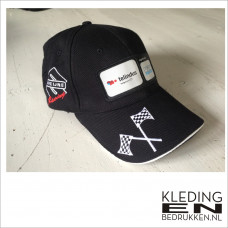 Cap Custom made met logo code 06