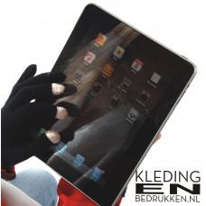 Handschoenen touch screen incl. logo