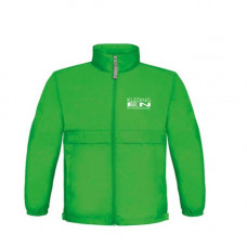 Windbreaker Junior incl. opdruk